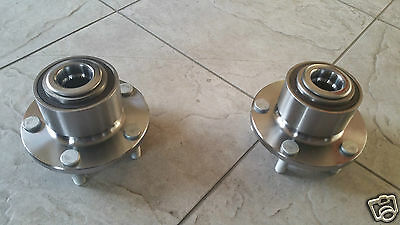 Ford Focus 2 And C-Max  03-Two Front Wheel Hub Bearing Kits  Right And Left Hand