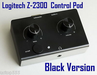 Logitech Z-2300 Computer Speakers Control Pod Generic New Version Z 2300