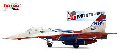 Herpa Wings 1:200 #552233  Russian Air Force - Strizhi Aerobatic Team Mikoyan Gu