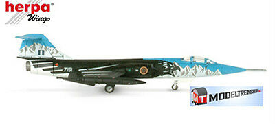 "Herpa Wings 1:200 #552530  Hellenic Air Force Lockheed F-104G Starfighter ""Mount"
