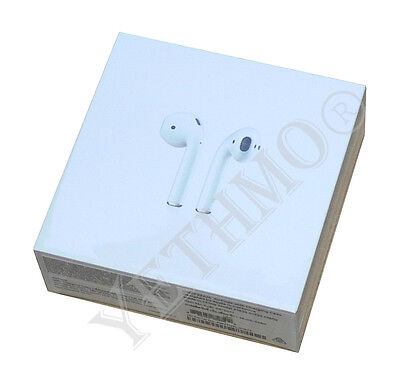 Genuine Apple AirPods Bluetooth Stereo Wireless Headset for iPhone iPad White