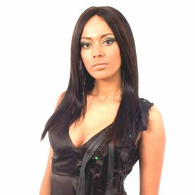 Sleek 100% Human Hair Style Lace Front Wig Diva