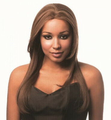 Sleek 100% Human Hair Style Lace Front Wig Pizzazz