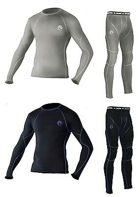 Requisite Womens Z Tech Top Baselayer Compression Armor Thermal Skins