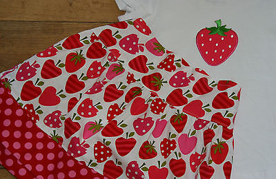 Girls Strawberry Outfit Set / Brand New / Next Day Dispatch