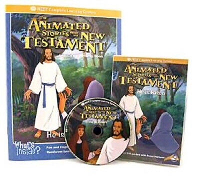 Animated Stories from the New Testament - He is Risen (DVD, 2008)