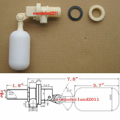 "DN20 3/4"" Float Valve for Water Trough Horse Cattle Sheep,Livestock Drinker Bowl"