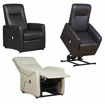 Bronte electric rise and recline  mobility chair riser recliner armchair