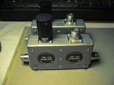 Celwave 800 Mhz Circulator Mod. Cd800-B