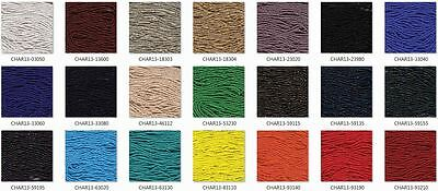 SIZE 13 - Half Hank of Pre-Strung Seed Beads Charlottes