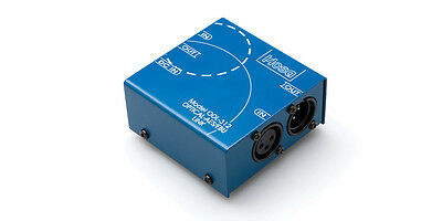 Hosa Digital Audio Interface S/PDIF Optical to AES/EBU ODL-312 ODL312
