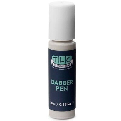 IVORY Leather Paint Touch Up for Sofa Car Shoes Handbag & more.
