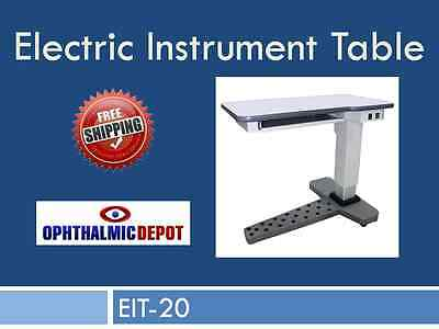 Power Table Electric Instrument Stand 110V New!!
