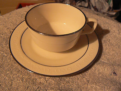 Franciscan cup and saucer (Moonglow) 7 available