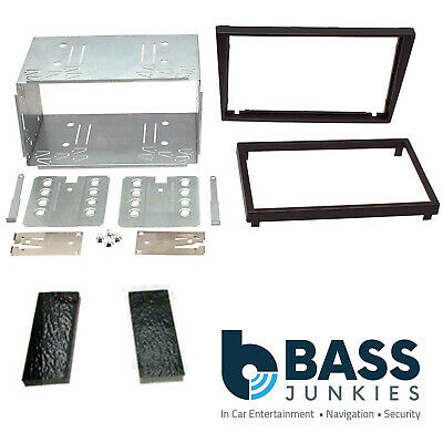 CT24VX36 Vauxhall Astra 2004-2006 Car Stereo Double Din Fascia Facia Panel Plate