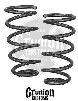 2 Ton 2wd Truck Front Drop Coil Springs 2 Extended Quad