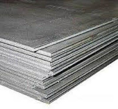 "HOT ROLLED STEEL PLATE / SHEET A-36  1/4"" x 24"" x 48"""