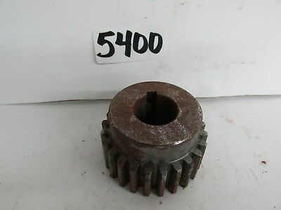 "Browning Spur Gear NSS10F24X1 24 Teeth 1"" Keyed Bore New"