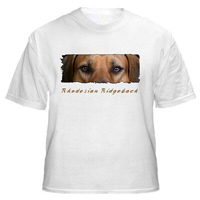 "Rhodesian  Ridgeback   "" The Eyes Have It  ""  Tshirt"