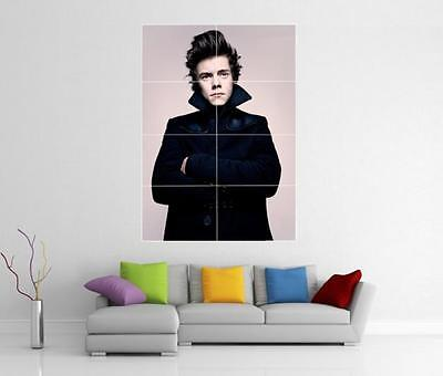 Harry Styles One Direction 1D Take Me Home Up All Night Giant Poster H223