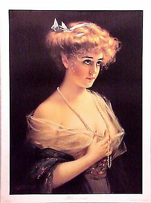 Elegant Couple~counted cross stitch pattern #1565~Victorian Vintage Graph Chart