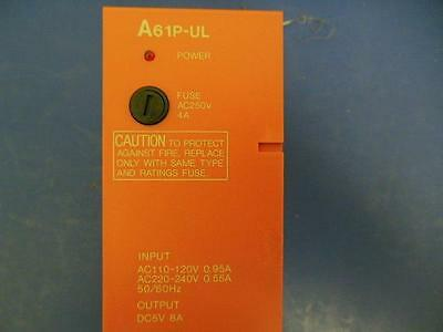 Mitsubishi Melsec A61P-UL Power Supply NIB