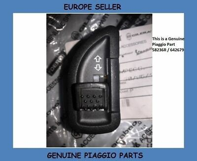 PIAGGIO CARNABY FLY BEVERLY LIBERTY MP3 NRG SKIPPER X8 GENUINE Indicator Switch