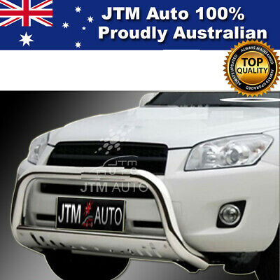 TOYOTA RAV4 Nudge Bar Stainless Steel Grille Guard 2006-2013