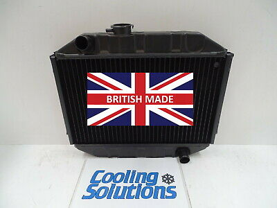 Brand New Radiator To Fit Ford Escort 1100/1300  Mk2