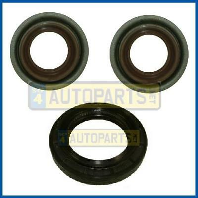 Freelander 1 Diff Differential Axle Pinion Oil Seal Set Kit (L)