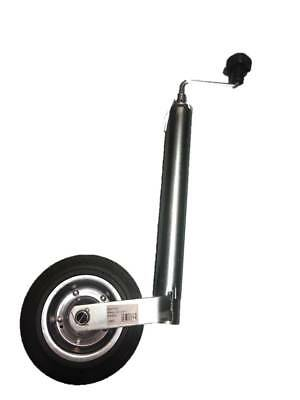 Trailer & Caravan Towing Heavy Duty Steel Corrosion Resistance 48mm Jockey Wheel