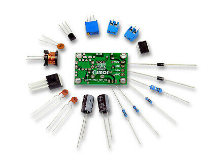 High voltage power supply module kit DIY for Nixie tubes