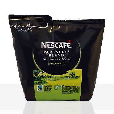 Nestle Nescafe Partners Blend Instantkaffee 250g Fairtrade (ehemals Santa Rica)