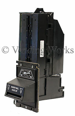 Coinco BA30B  Dollar Bill Acceptor Validator with quick access bill box
