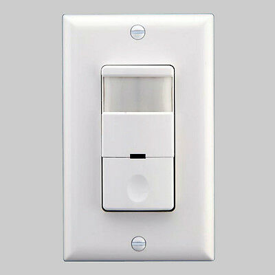 277V Commercial PIR Occupancy Motion Sensor Light Detector Switch 277 Volt