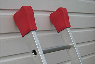 Ladder Pads Mitts Covers - STOP Marking the Wall With Your Ladder!!