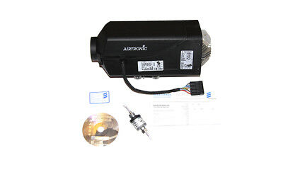 EBERSPACHER AIRTRONIC D4 12v DIESEL NIGHT AIR HEATER TRUCK BOAT CAMPER 4kW
