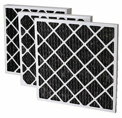 "24"" X 24"" X 2"" / Carbon Pleated Filter - Negative Air Machine Filter  Case of 12"