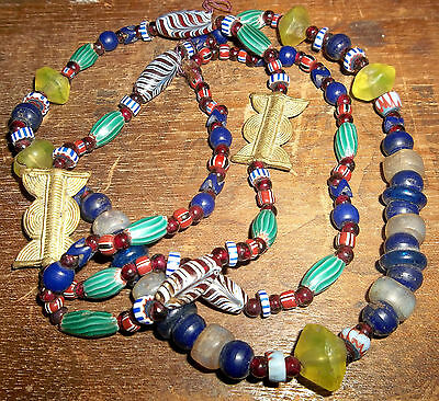 Wonderful, OLD RARE & Unique Indian Trade Beads! ALASKA