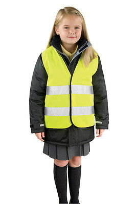 Result Core Kid's Safety Vest All Colours & Sizes