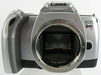 Canon EOS Rebel Ti 35mm Camera Body Only with Strap