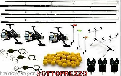 canne carpfishing kit carpfishing boiles carpfishing avvisatori acustici F1067