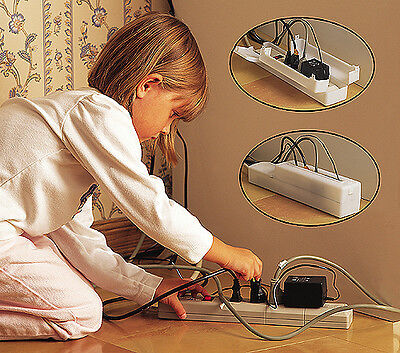 Power Supply Strip Outlet Covers by Mommy's Helper - Item # 79203