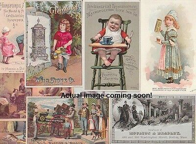 3 different trade cards for J.H. Riley and Co. for Roeder's Refined Food f [3774