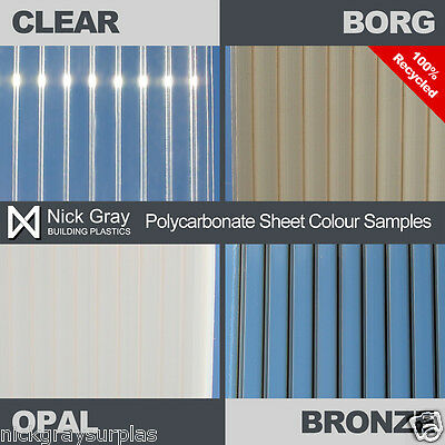 Roofing Supply 10mm Polycarbonate Roofing Sheets