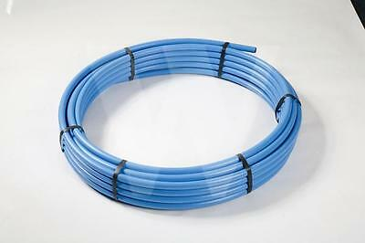 32mm x 50mtr - Polypipe Cold Water Blue MDPE Pipe