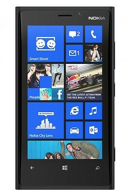 BLACK Dummy Nokia 920 Lumia Cell mobile phone display toy replica show toy UK