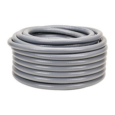 "1.25"" x 50'  Flexible Liquid Tight, Non-Metallic, Electrical PVC Conduit"