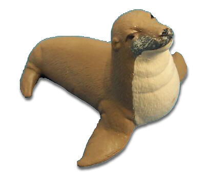 Science & Nature 75389 Australian Sea Lion Model Animal Toy Seal Replica - NEW