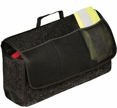 Quality Carpet Car Care Protection Tidy Organizer Storage Boot Bag with Pockets